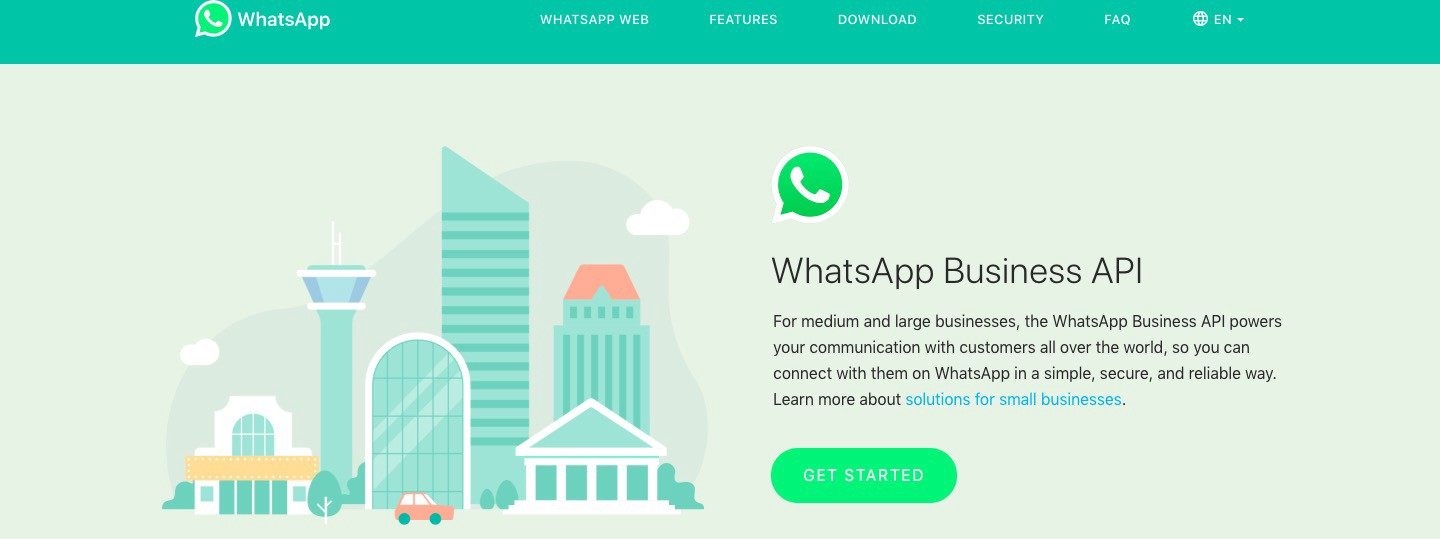 Whatsapp Has Launched It S Business Apis Now What Hacker Noon