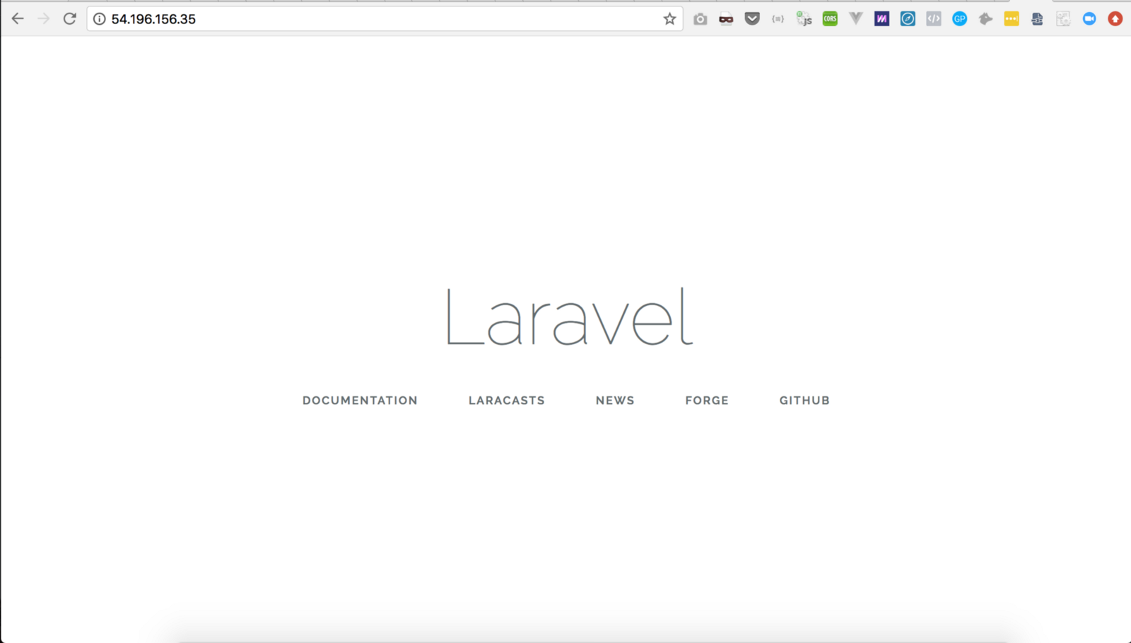 Stop deploying Laravel manually, steal this Docker