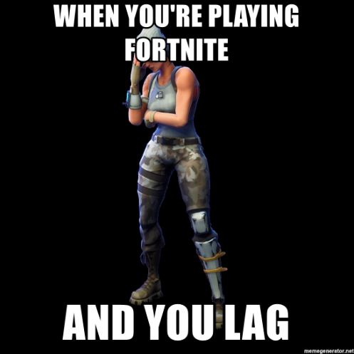 Haste Fortnite