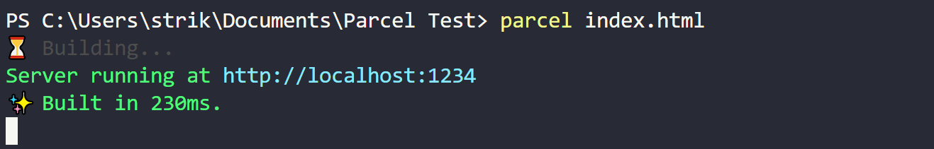 Zero Config TypeScript Bundling with Parcel - By