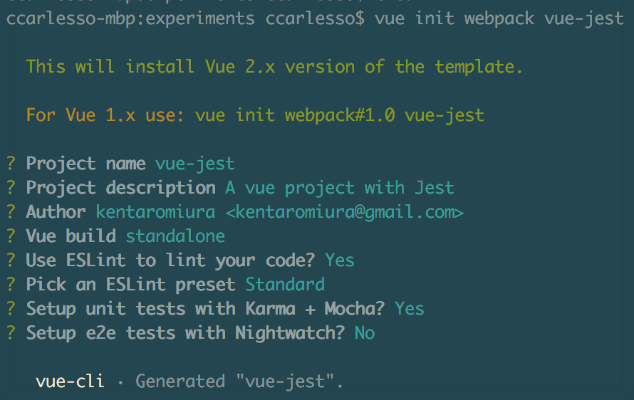 Jest for all: Episode 1 — Vue js - By