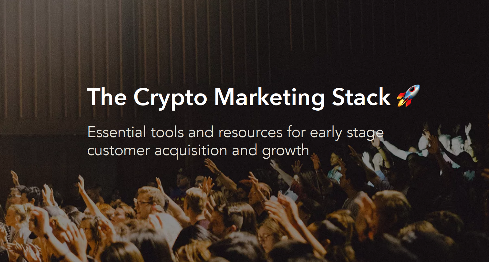 /the-crypto-marketing-stack-2a0d4898c41c feature image