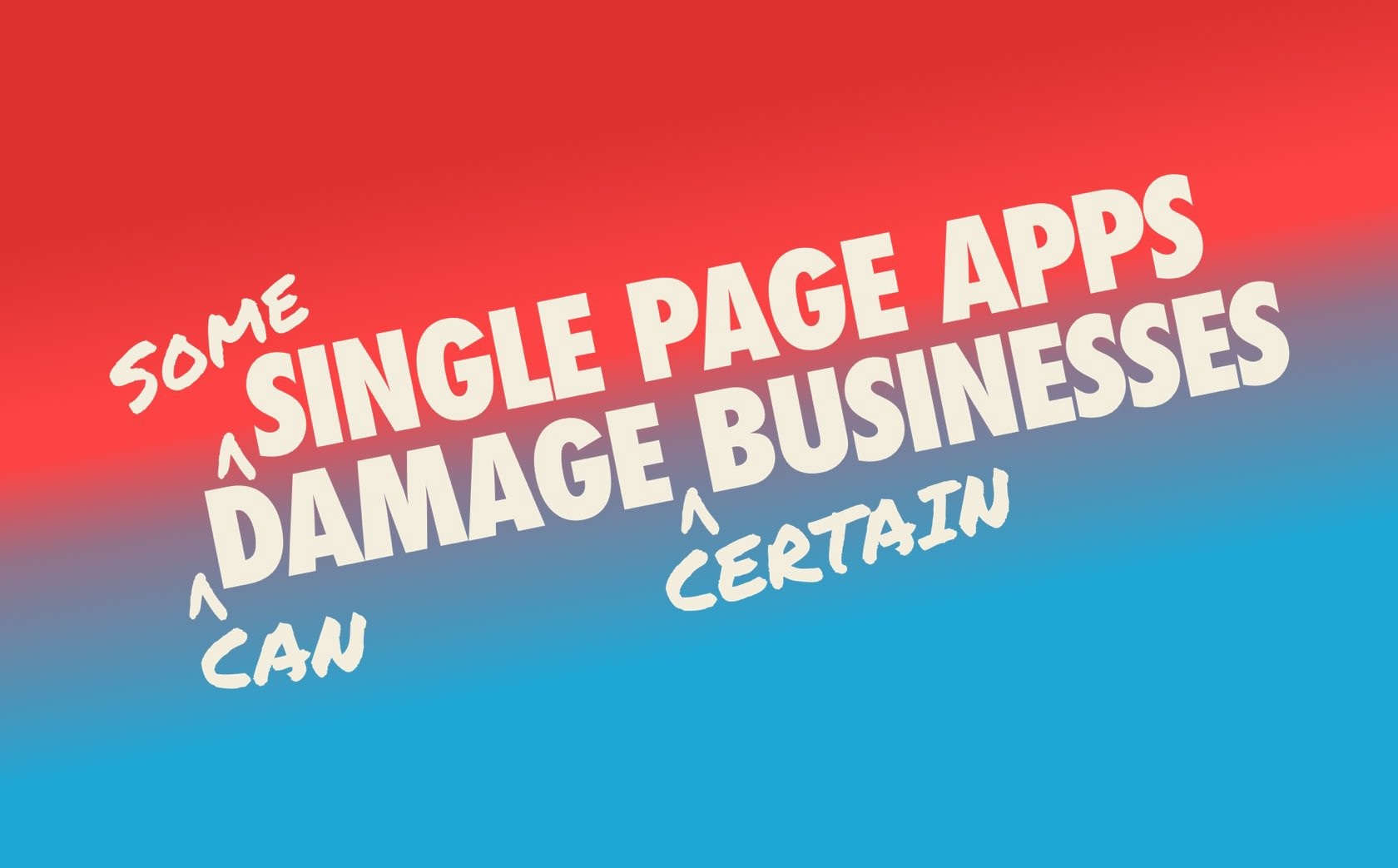 /create-your-own-dysfunctional-single-page-app-in-five-easy-steps-7bfcba9df6df feature image