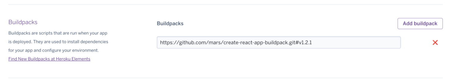 Deploying any React app on Heroku - By