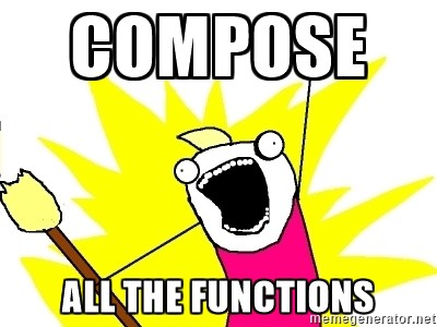 Functional JavaScript: Function Composition For Every Day