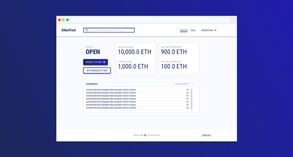 /designing-for-the-blockchain-launching-an-ethereum-smart-contract-app-3a972615731c feature image