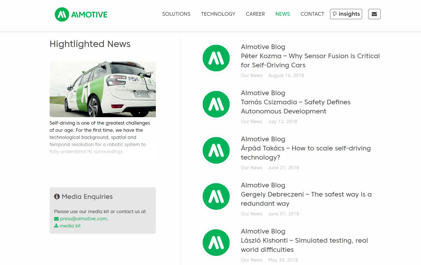 Top 15 Autonomous Driving Technology Blogs You Should Be