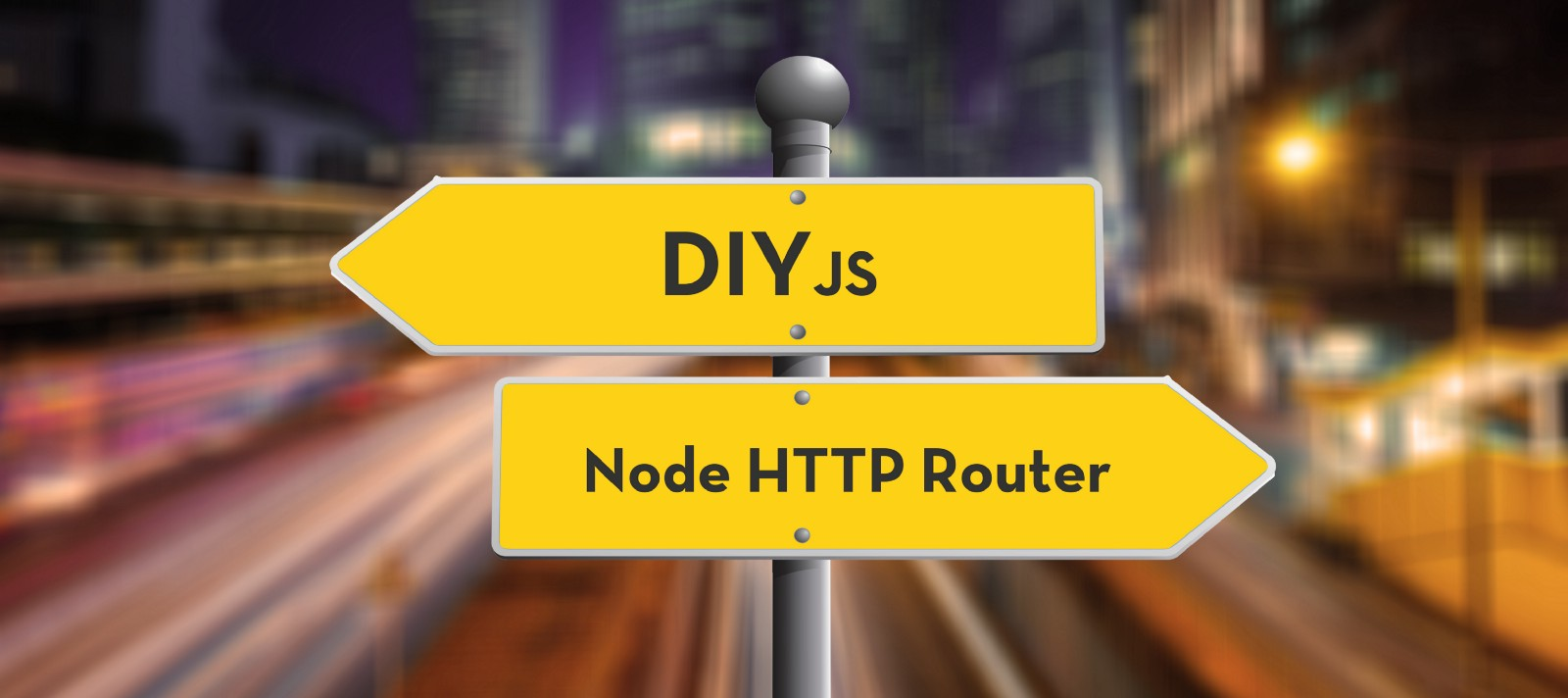 Understanding Express js: Creating Your Own Node HTTP Request Router
