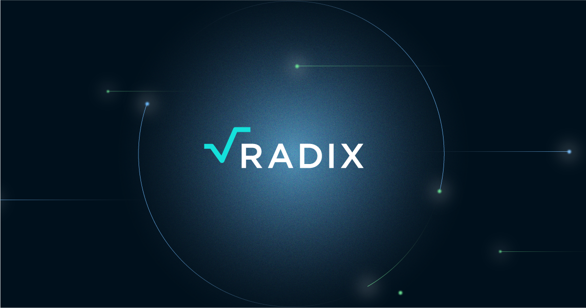/is-radix-the-coolest-thing-happening-in-crypto-right-now-ca1596cf7307 feature image