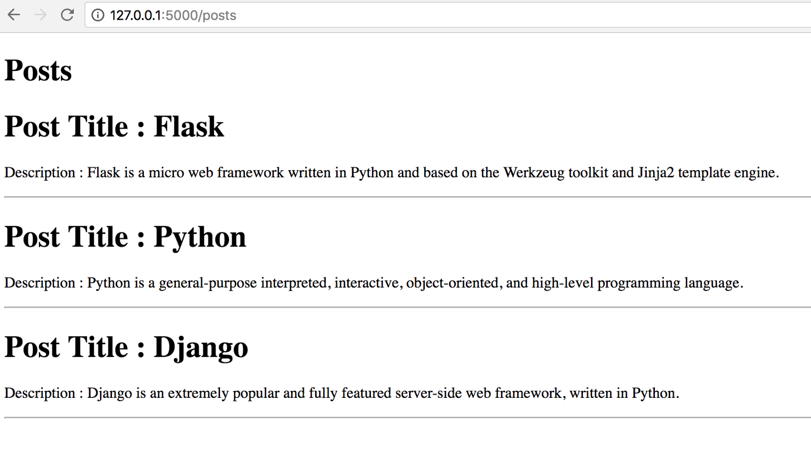 Flask Web Programming from Scratch - By