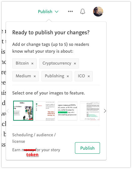 How Medium could become the first Crypto-powered media