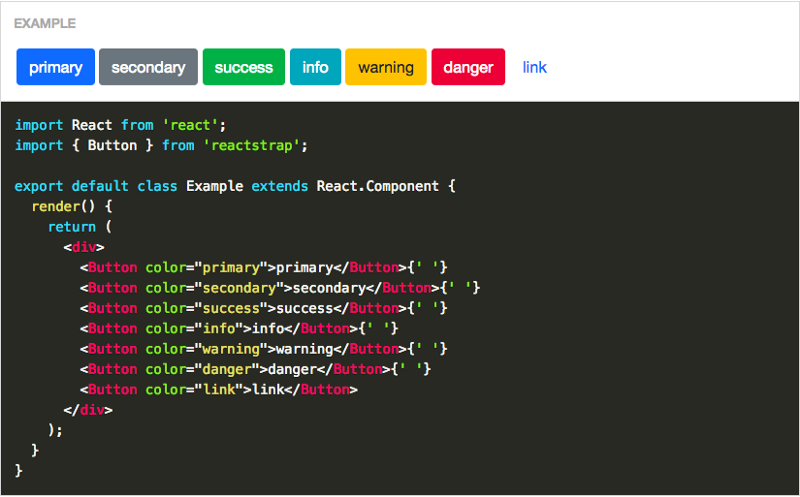 23 Best React UI Component Libraries And Frameworks - By