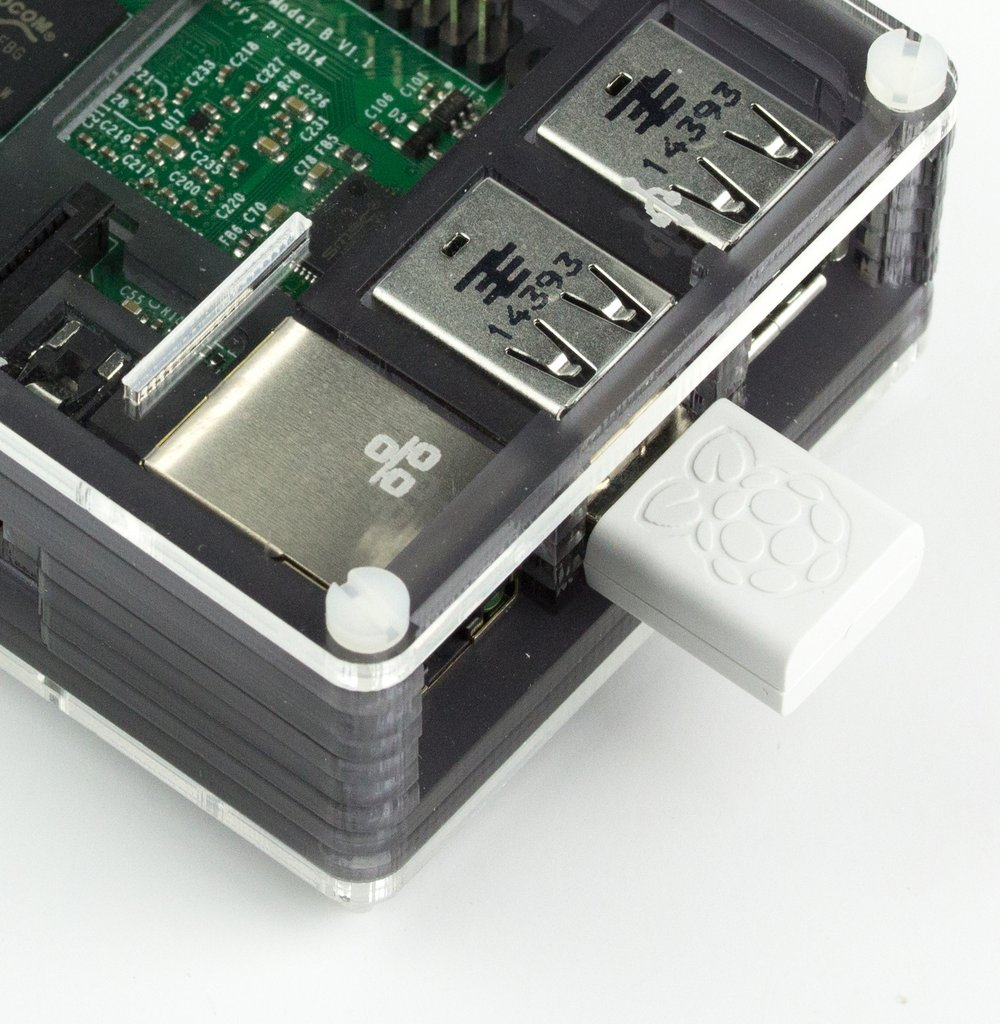 Spy your pet with a Raspberry Pi Camera Server - By