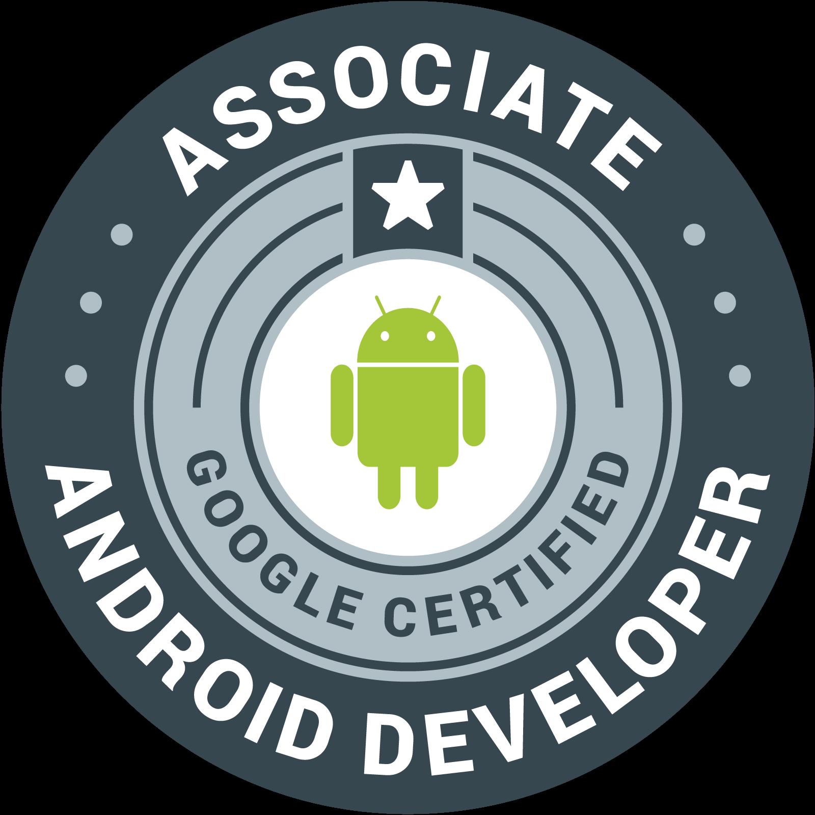 Major To Ociate Android Developer