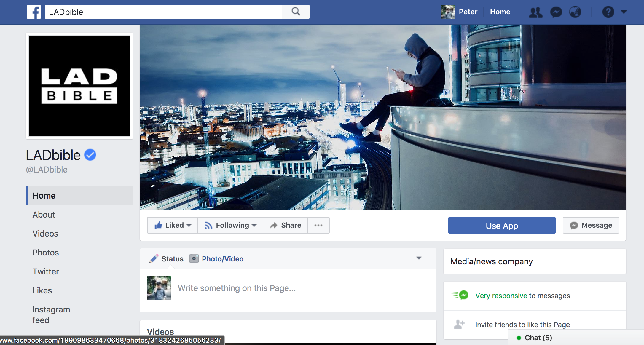 GraphAPI] Fetch public Facebook page's feed by GraphAPI in 3 Step - By