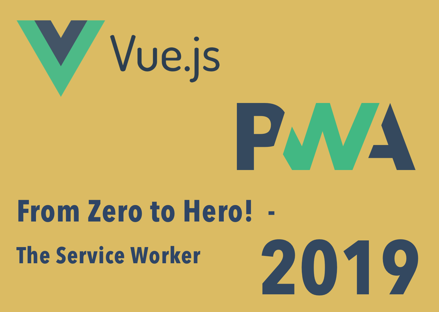Build a Progressive Web App In VueJs, from Zero to Hero