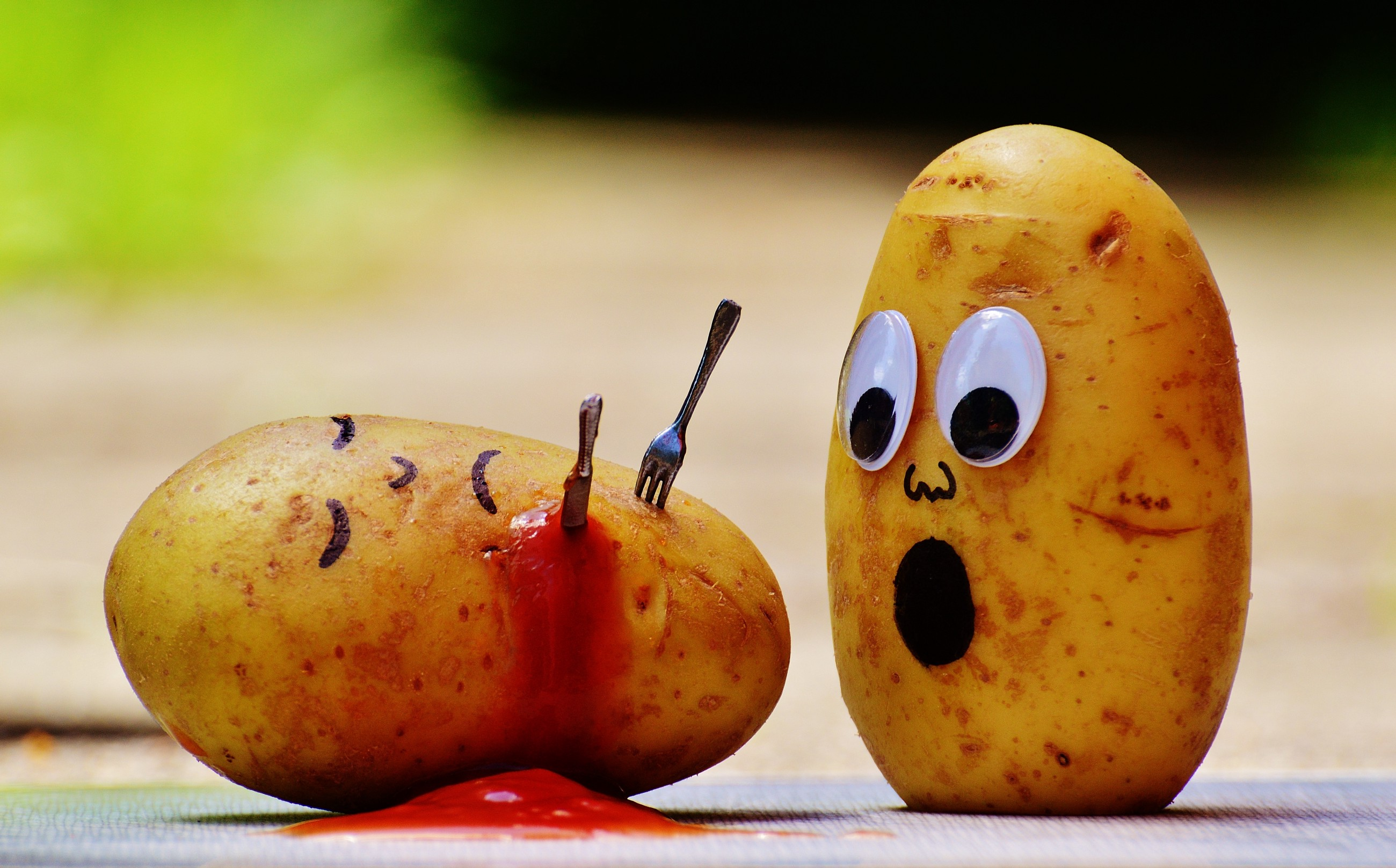 Добрым, смешные фрукты картинка