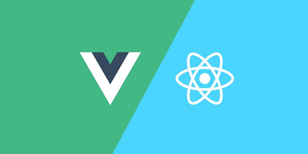 /react-vs-vue-650c912315bb feature image