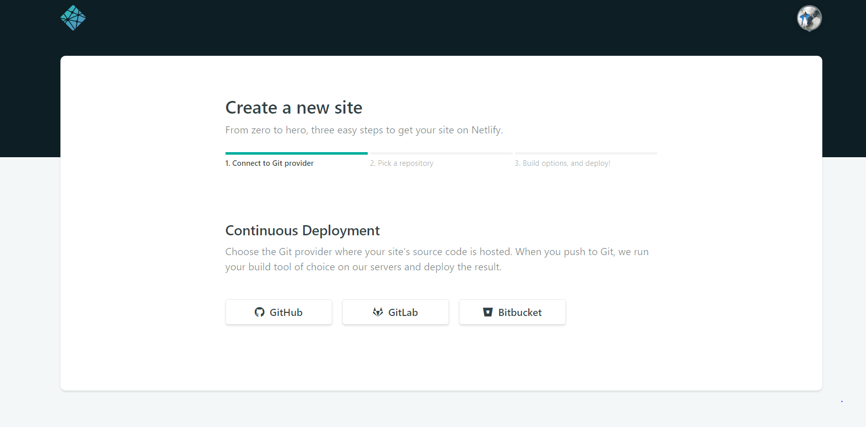 The Beginner's Guide to Netlify Continuous Deployment from