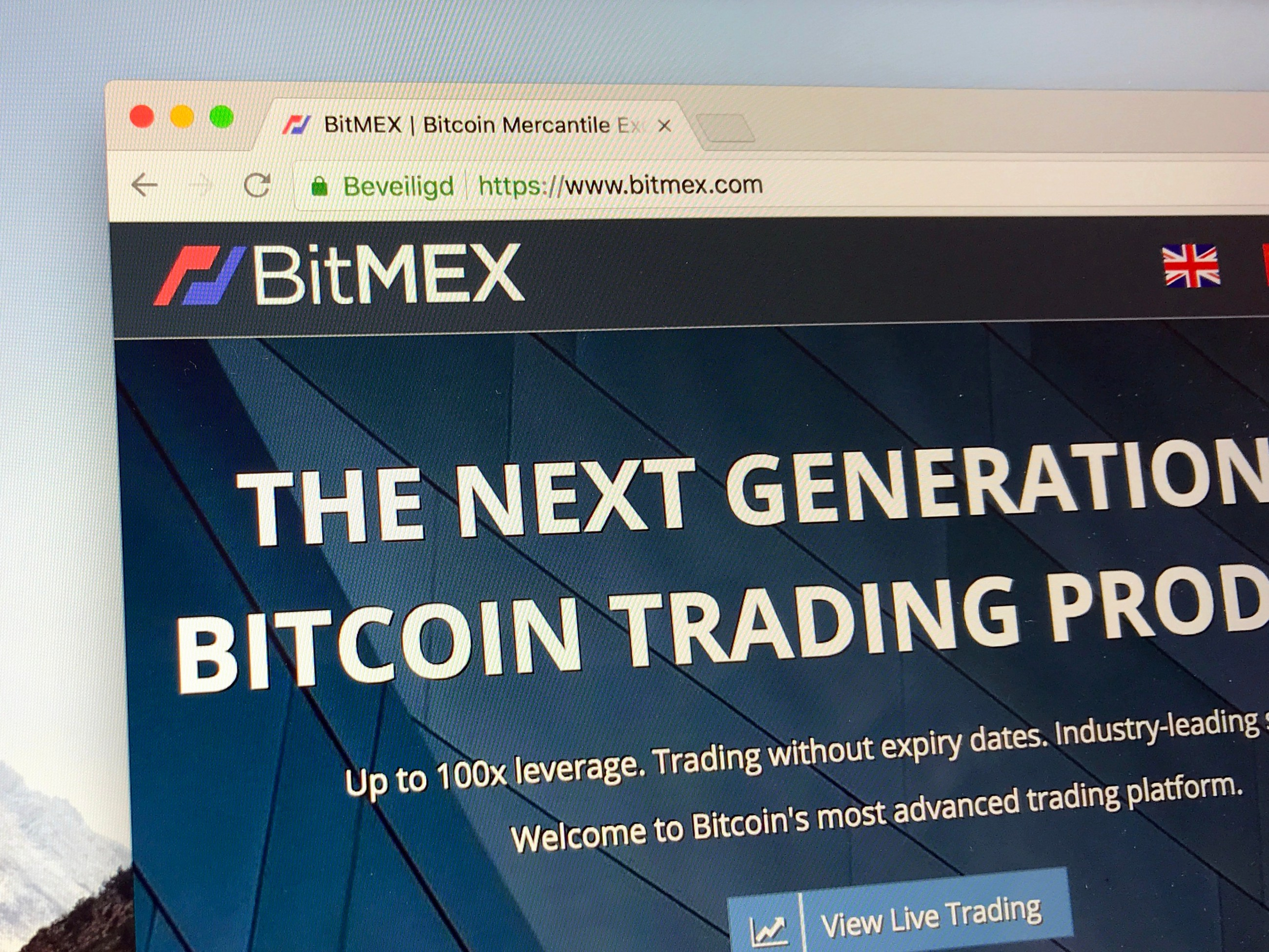 what are the penalties for a us resident using bitmex