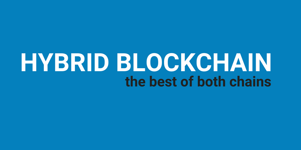 /hybrid-blockchain-the-best-of-both-chains-78518507449a feature image
