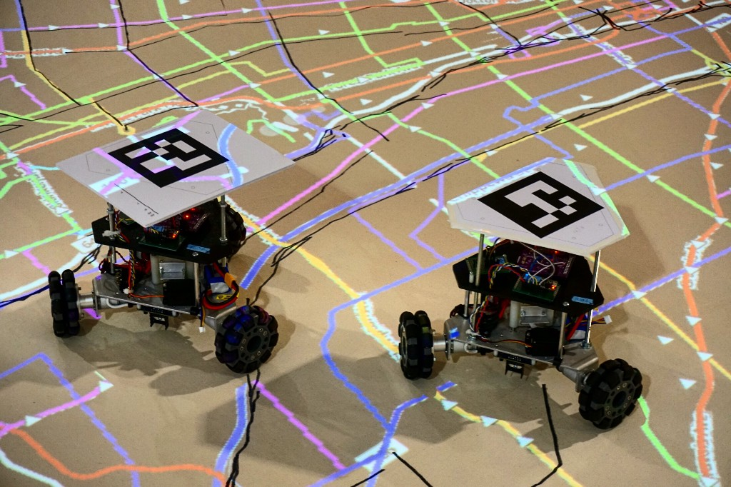 Drawing maps with robots, OpenCV, and Raspberry Pi - By Chris Anderson