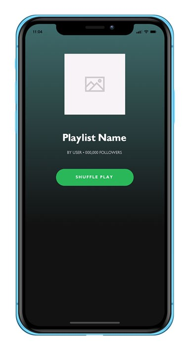 Recreating Spotify Playlists using GraphQL & React Native - By Jamie