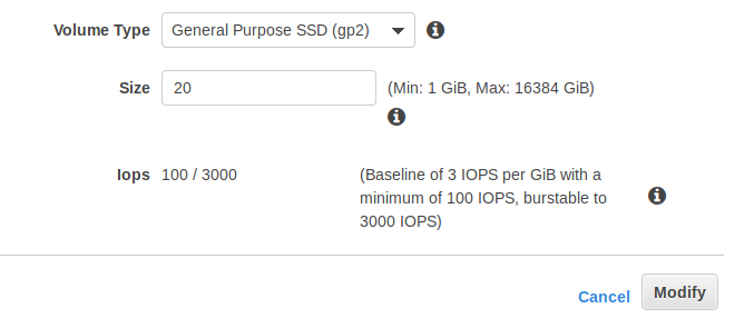 Tutorial: how to extend AWS EBS volumes with no downtime - By Andrea