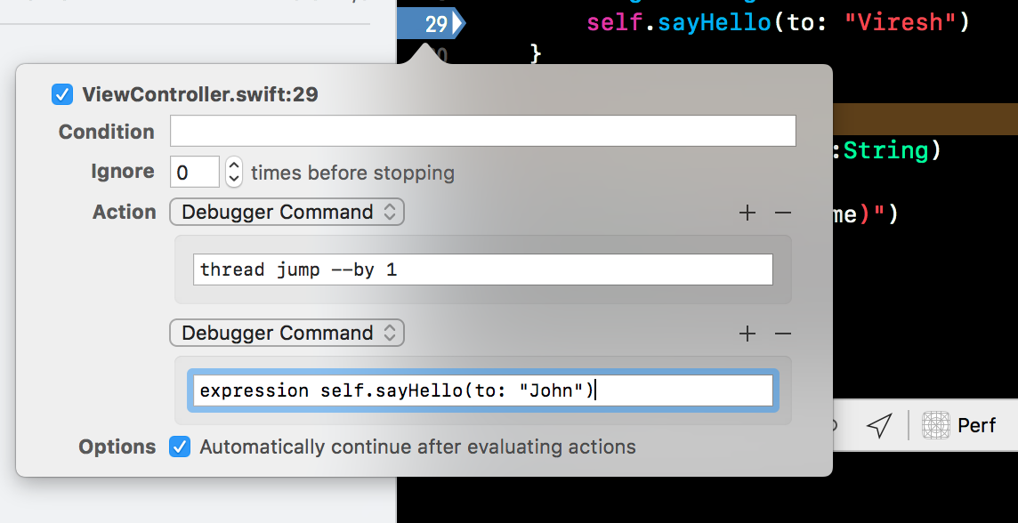 XCode Advance Debugging - By