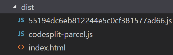 Code Splitting with Parcel Web App Bundler - By