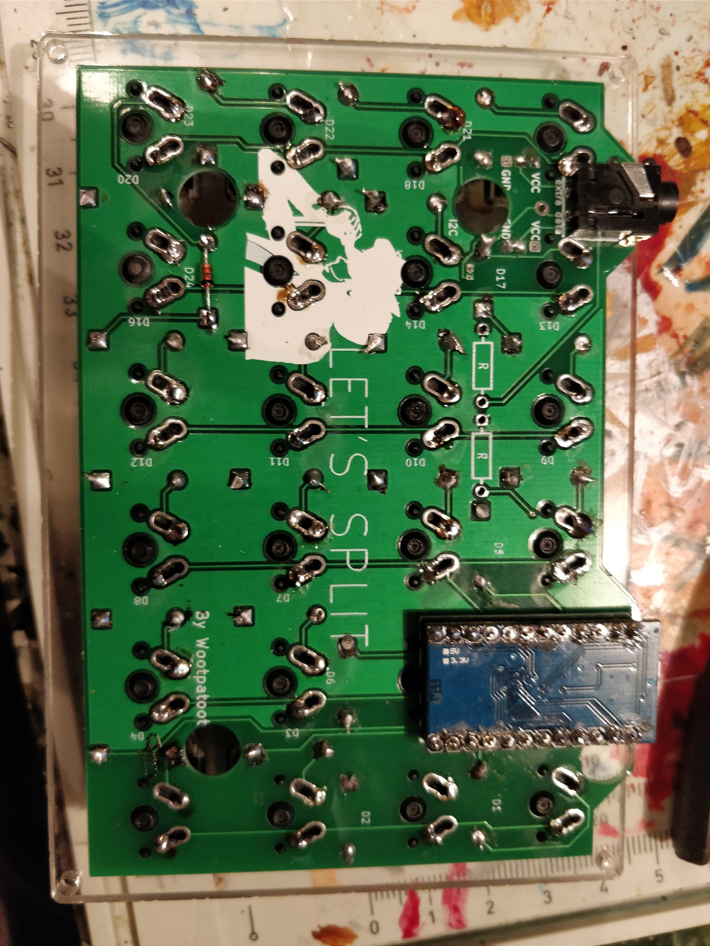 How I Built My Own Keyboard - By