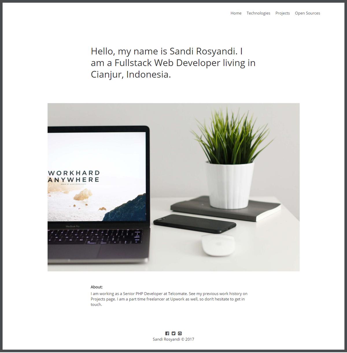 Deploy a Vue Portfolio Site in 3 Steps - By Carson