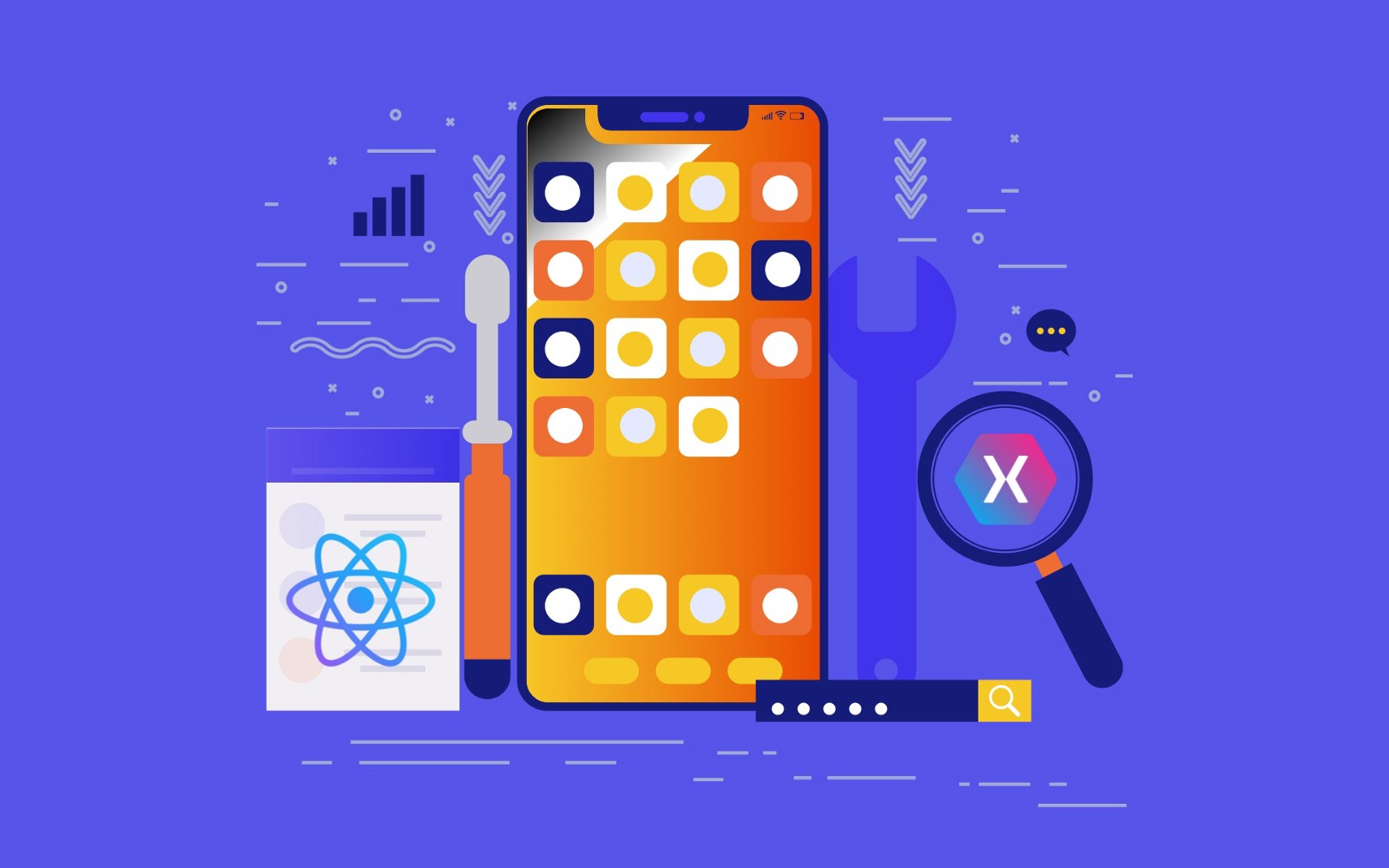 /hybrid-mobile-apps-in-2018-react-native-vs-xamarin-a03540f99005 feature image