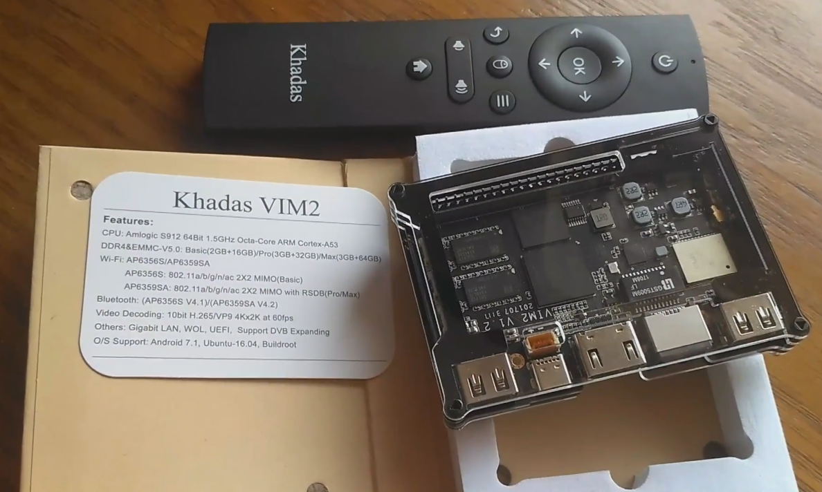 From TV BOX to High Performance Single Board Computer: Running Linux