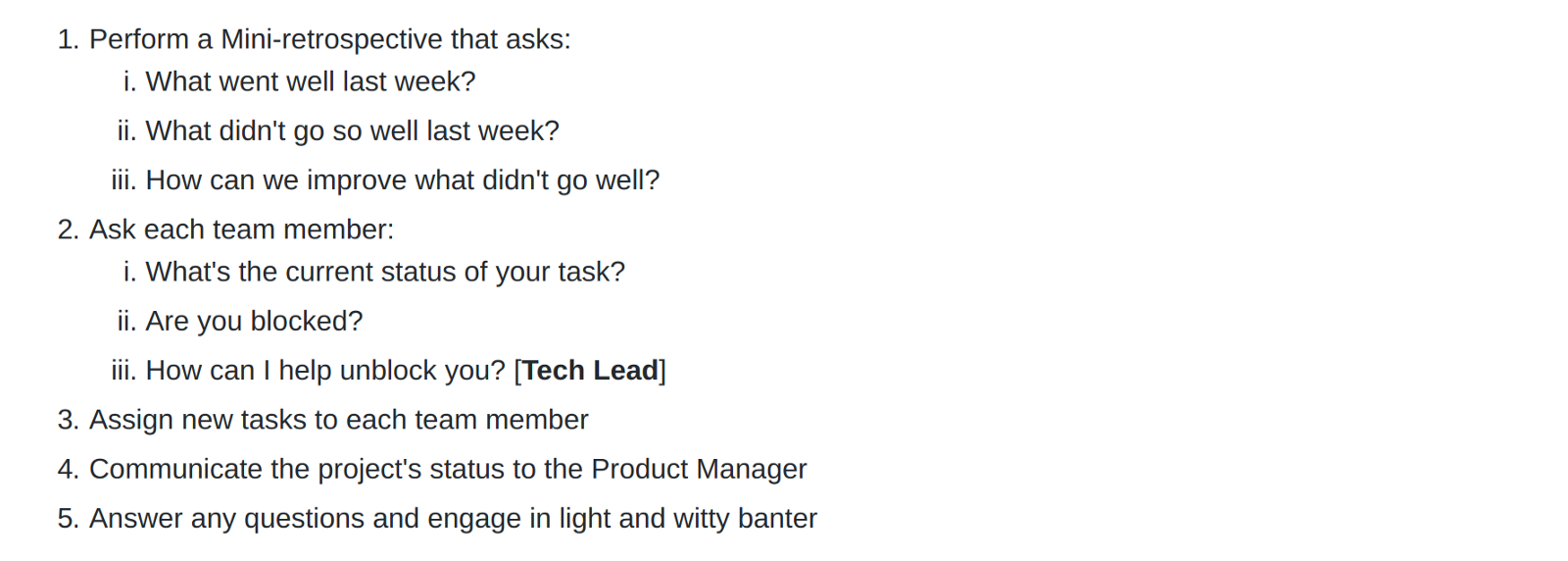 The Effective Tech Lead is a 100x Engineer - By