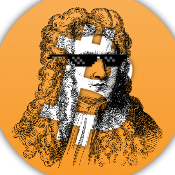 /why-sir-isaac-newton-was-the-first-bitcoin-maximalist-195a17cb6c34 feature image