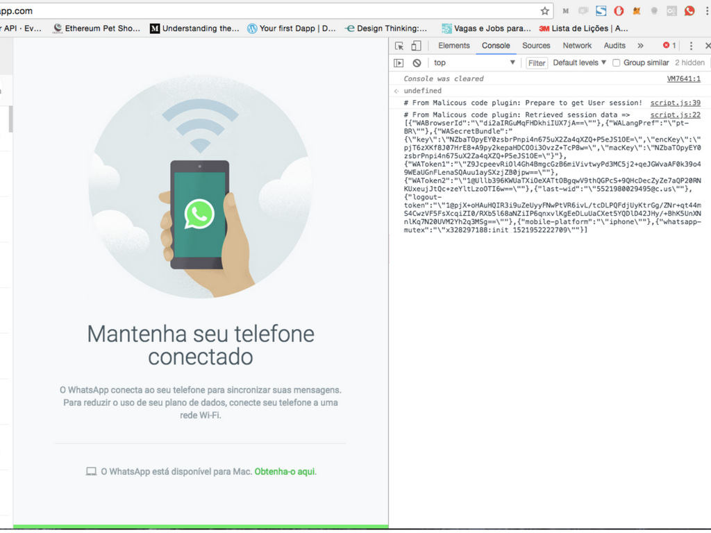 How I Gained Access Of The Sections of Other WhatsApp Users - By