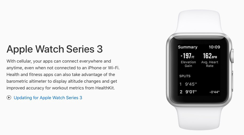 What's missing in the LTE Apple Watch? - By Jorge Serna