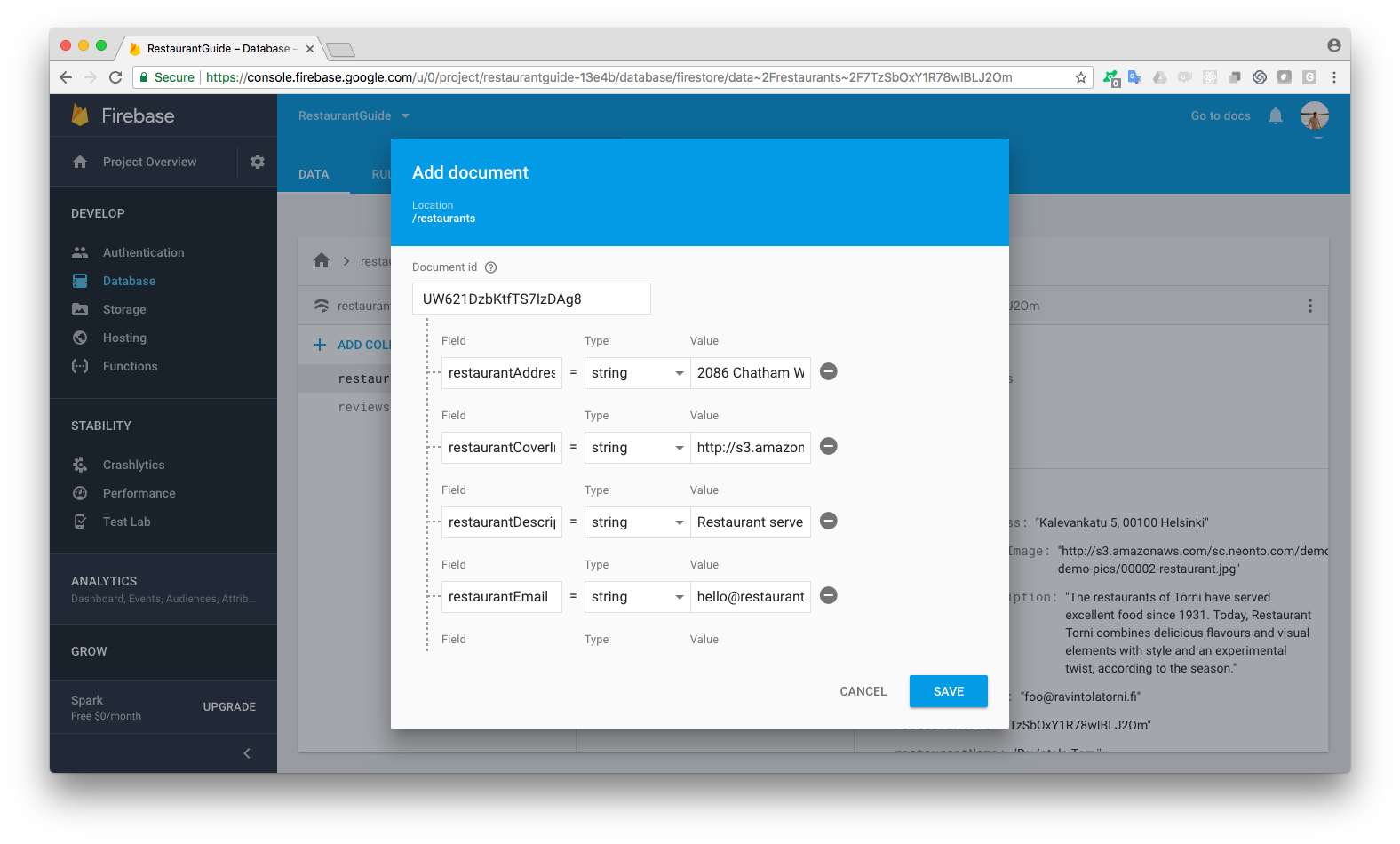 The easiest way (by far!) to build a real React + Firebase web app - By