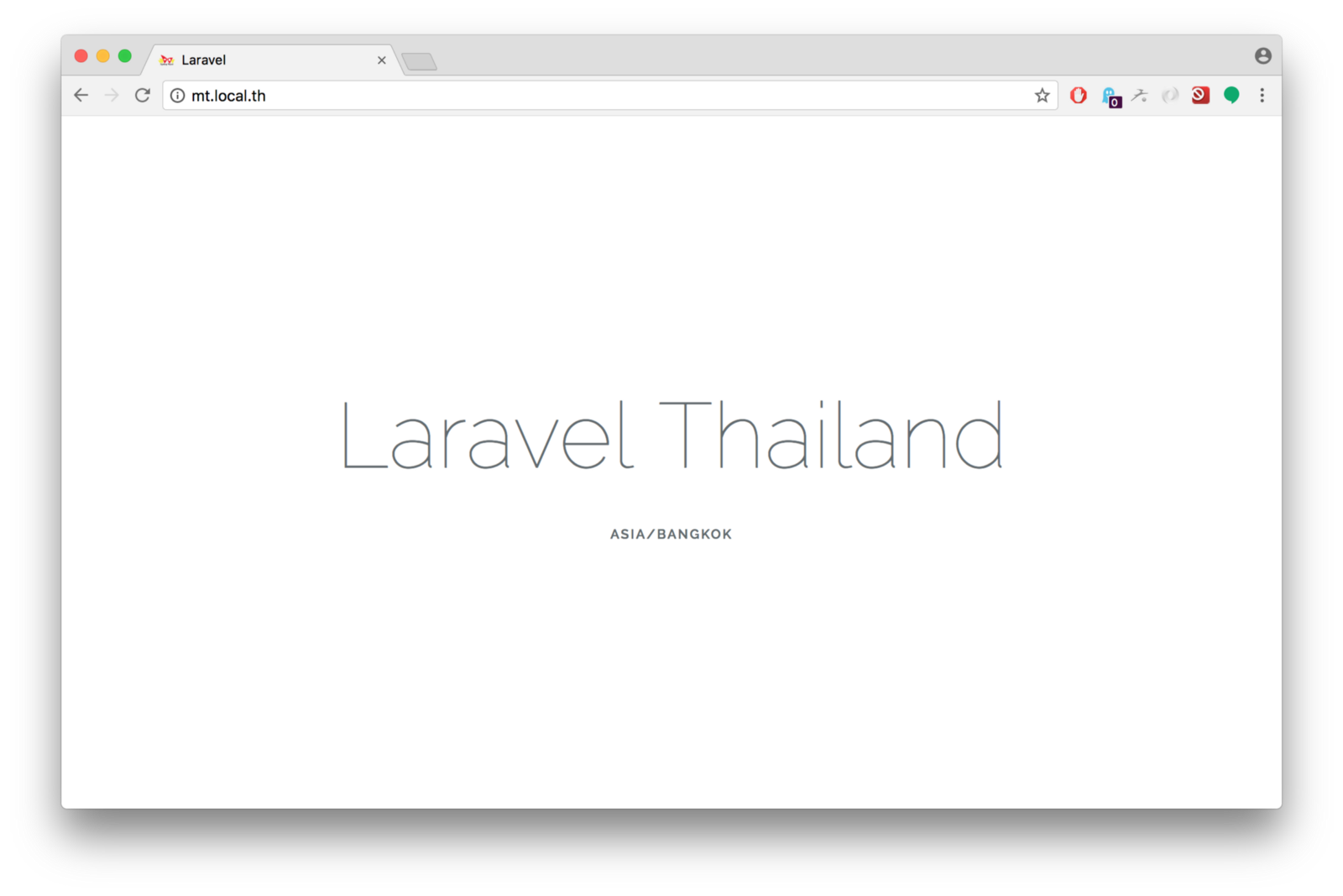 Multi-tenant Application with Laravel and Postgres - By
