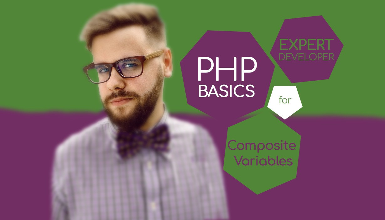 Composite variable in PHP (Arrays, Object and more)