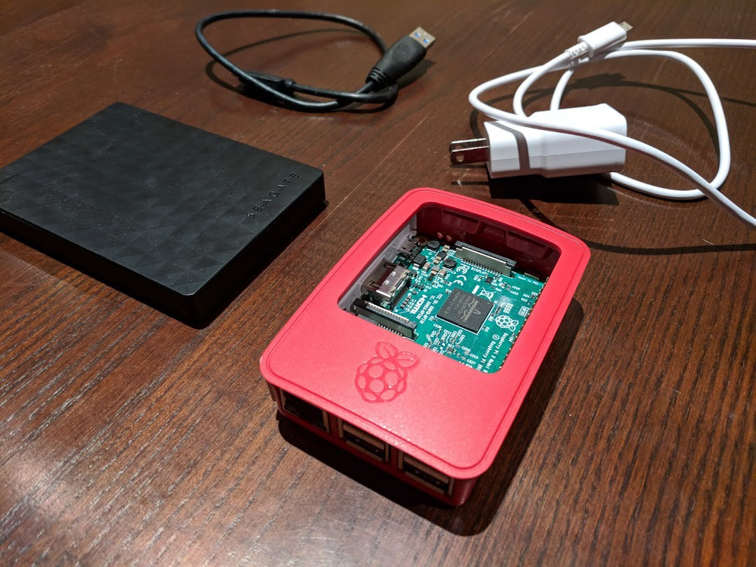Backup up your YouTube playlists with a Raspberry Pi + HDD - By