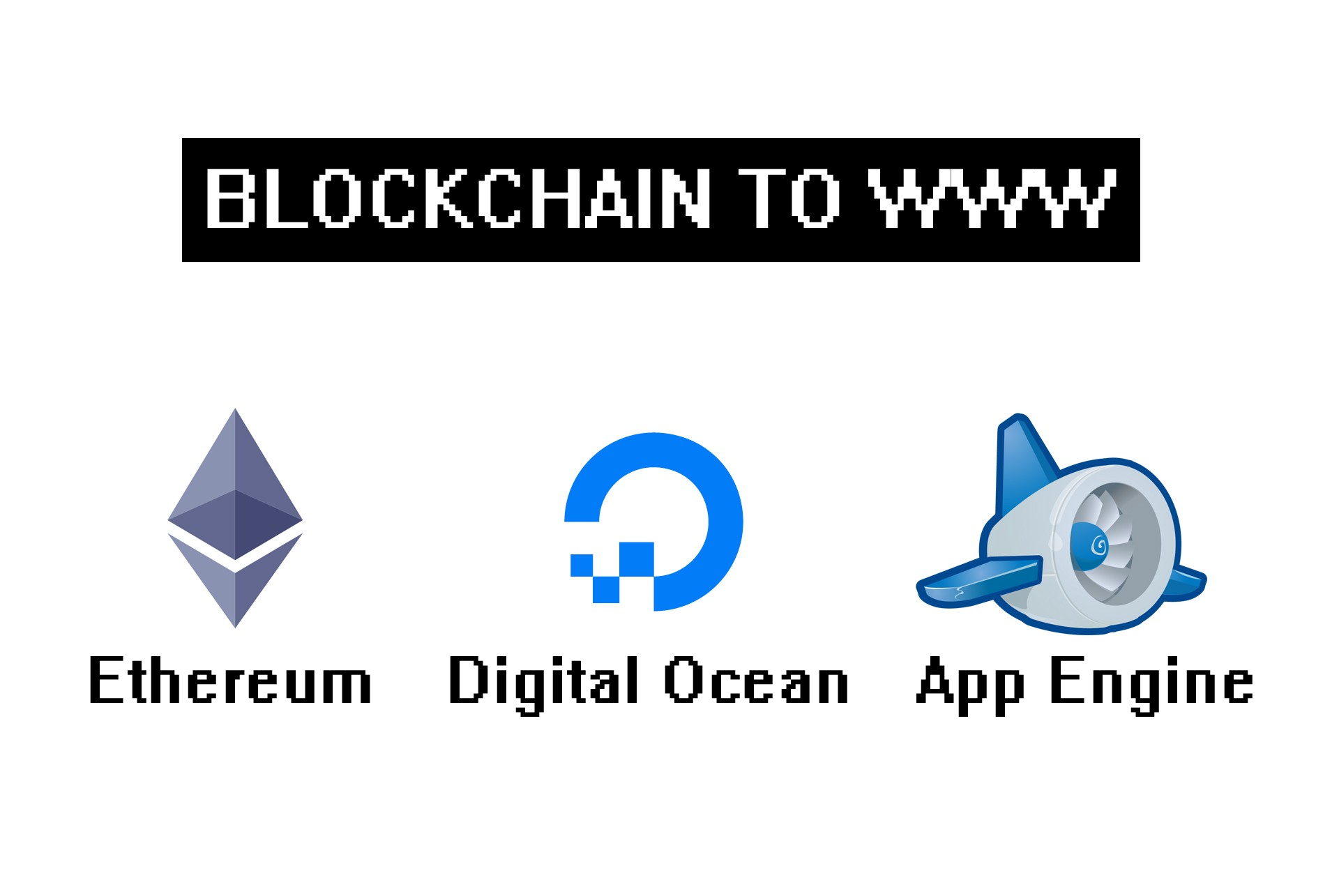 From The Blockchain Of Ethereum Through The Digital Ocean - roblox hacks with dopde engine 64