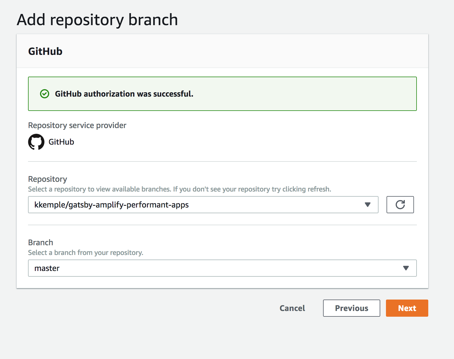 Building JAMstack Applications with Gatsby and AWS Amplify Framework