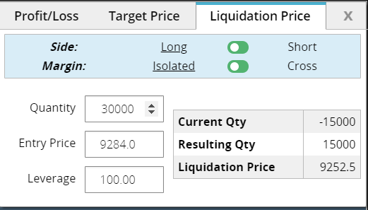 Don't 100x at BitMEX: The Liquidation Price vs  Bankruptcy