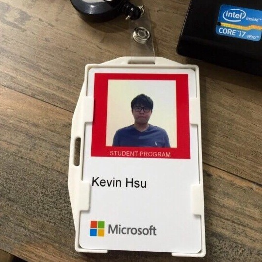 Thank you, Microsoft, for the amazing Software Engineer Internship - By