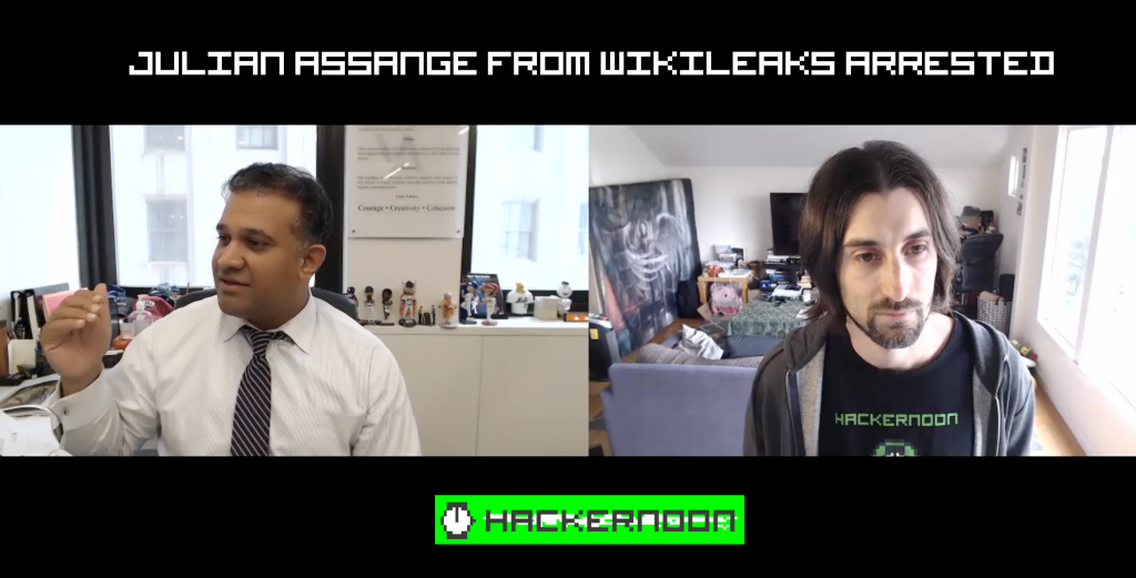 /will-julian-assange-be-extradited-an-interview-with-criminal-defense-attorney-vinoo-varghese-e01c1a93e370 feature image