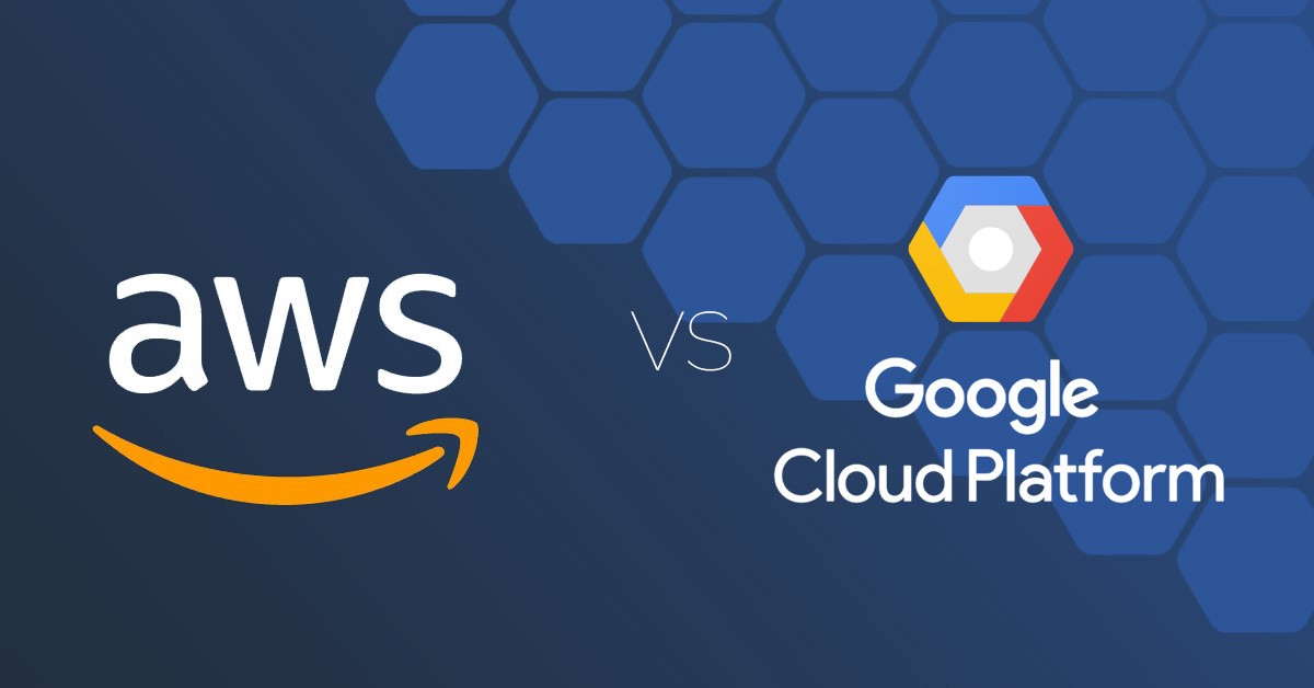 AWS vs  Google Cloud Platform: which cloud service provider