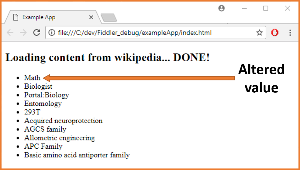 Manipulating web application HTTP traffic with Fiddler - By