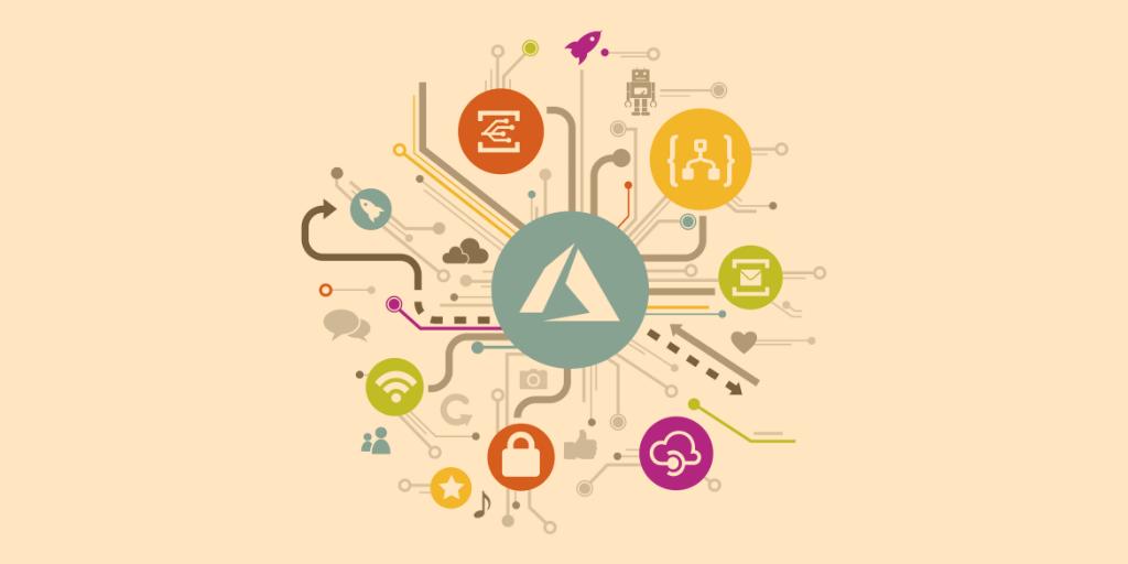 /using-azure-as-an-integration-platform-24142b35516b feature image